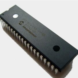 18F4550 DIP + USB Bootloader + 20Mhz