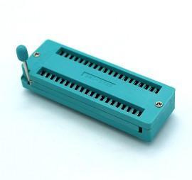 40 Pins ZIF Socket