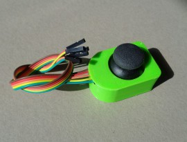 KY-023 Joystick Behuizing 2 Groen