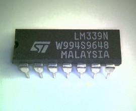 5 x LM339N