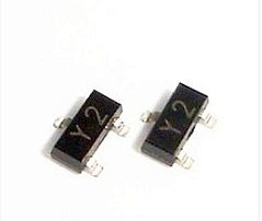 10x SOT-23 MMSS8550 SMD PNP Transistor