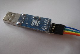 PL2303 Serieel-USB