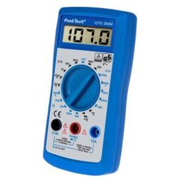 Multimeter PeakTech 1070