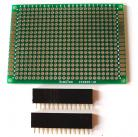 5X7 Opzet Print voor Rasperry Pi