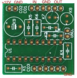 TDA8425 Print (met foutje)