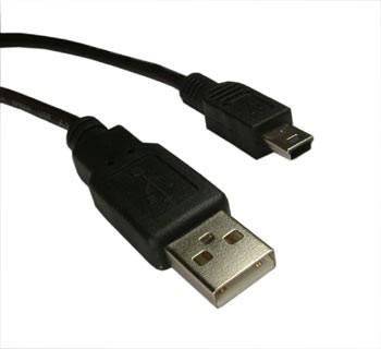 USB connectie